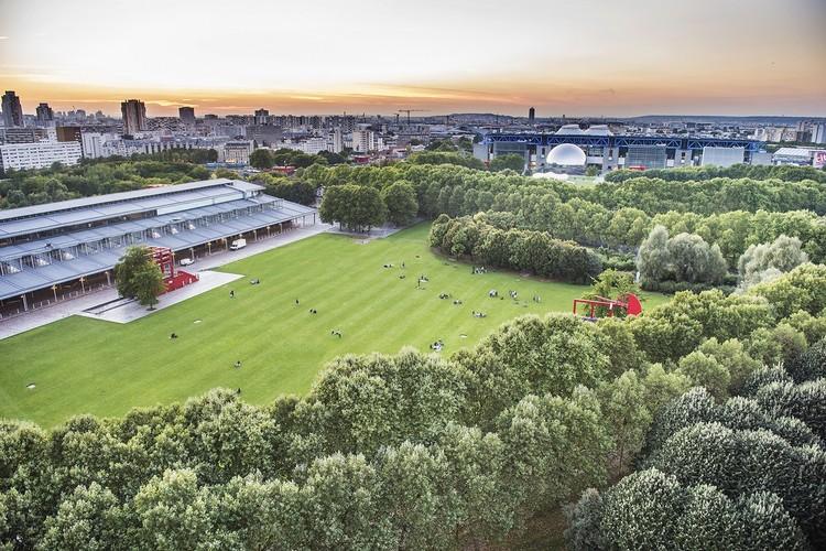 Explora el futuro de las ciudades productivas en el Fab City Summit 2018 en París, Parc de La Villette, recinto principal del Fab City Summit 2018. Imagen vía Fab City Summit