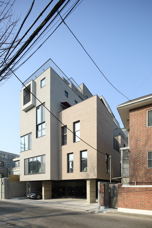 Yeonnam-dong ZORB / modo architect office, © Jae-Kyeong Kim