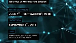 IE Architecture + Prize for young architects and designers