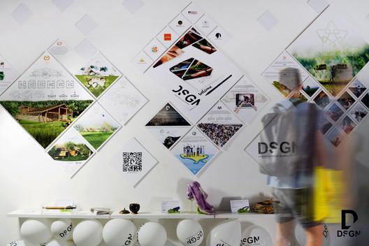 DSGN en Fuorisalone Milan Design Week. Imagen cortesía de DSGN
