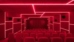 Cine Delphi LUX / Batek Architekten + Ester Bruzkus Architekten