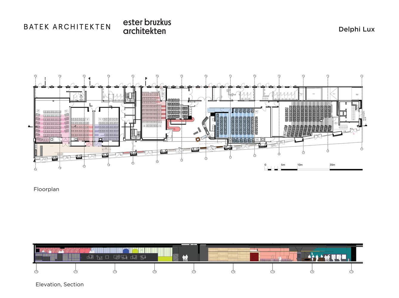 Gallery of Delphi LUX, Cinema / Batek Architekten + Ester