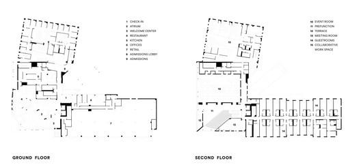 Ground Floor - Second Floor
