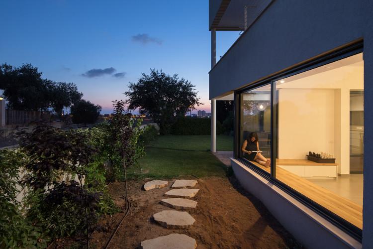 Residência Ivri / helio architects, © Tal Nisim