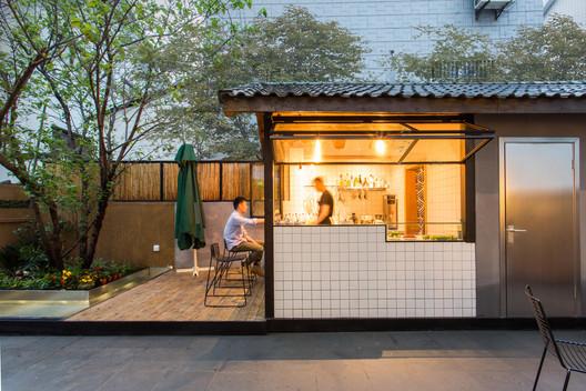 Courtyard. Image © Ripei Qiu