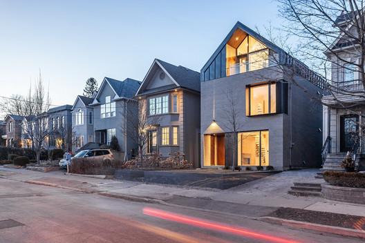 Casa Bedford Park / Mehdi Marzyari Architects