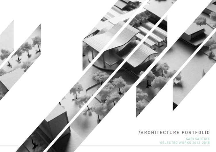 74 Exceptional Architecture Portfolios | ArchDaily