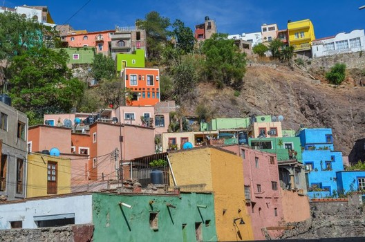 Guanajuato. Foto: Bigstock. Image Cortesia de HAUS