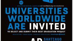 Call for Entries: Archiprix International 2019 Santiago de Chile