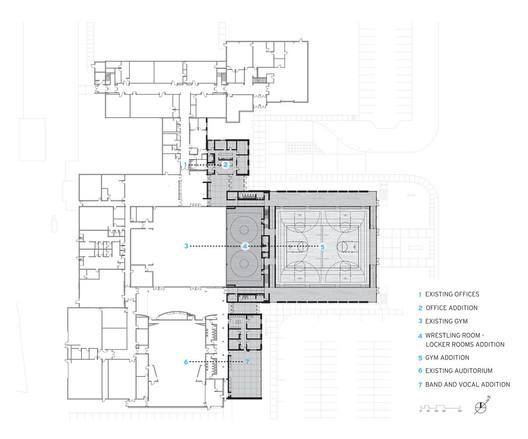 Cortesía de Neumann Monson Architects