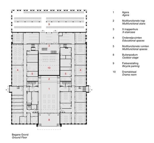 Cortesía de architecten en en + Studio Leon Thier