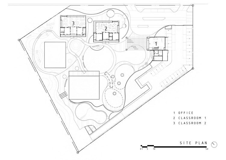 School Architecture: 70 Examples in Plan and Section | ArchDaily