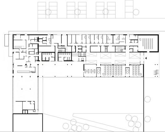 Cortesía de Dietrich   Untertrifaller Architects + CDA Architectes