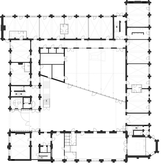 Cortesía de evr-Architecten + Callebaut Architecten