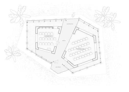 Cortesía de Orbe Architecture + Estudio Cavernas + INDA + W.E. Wattanachote + Lasavanich