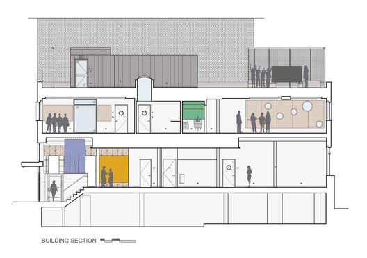 Cortesía de PellOverton Architects