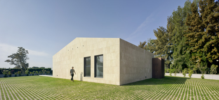 Single-Family House in Valverde / estudio arn arquitectos, © David Frutos