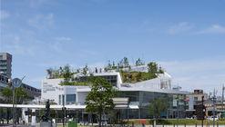 Museo de arte y biblioteca en Ota / Akihisa Hirata