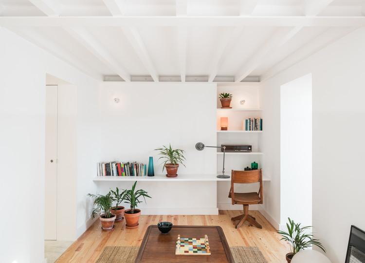 Belém – Remodelação de Apartamento / Aboim Inglez Arquitectos, © Ricardo Gonçalves
