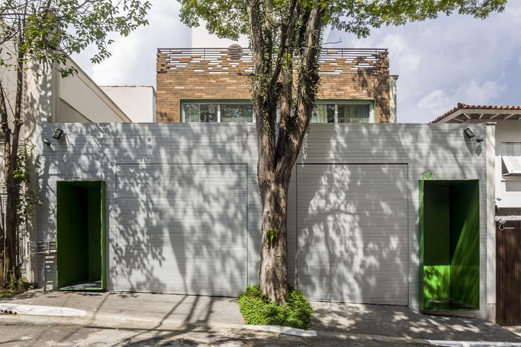 Casa MMS / Pascali Semerdjian Arquitetos, © Ricardo Bassetti