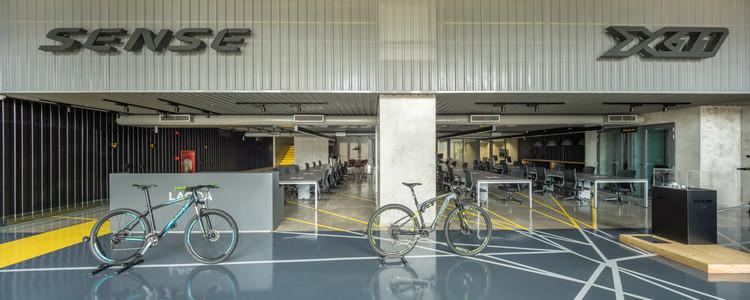 Sense Bike / BCMF Arquitetos, © Gabriel Castro