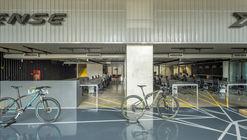 Sense Bike / BCMF Arquitetos
