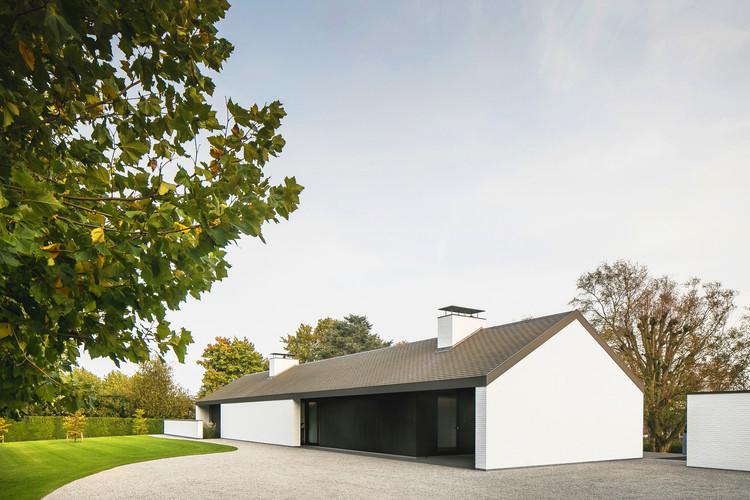 Casa NTT  / Architectuuratelier De Jaeghere, © Thomas De Bruyne