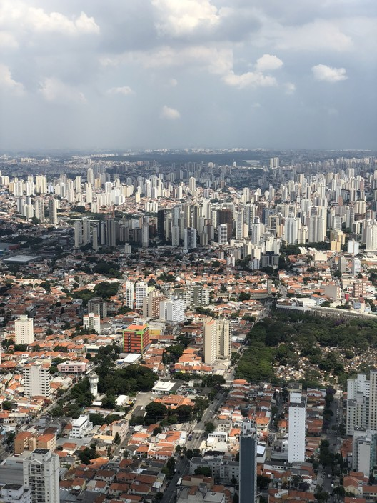 Sao Paulo, via ArchDaily