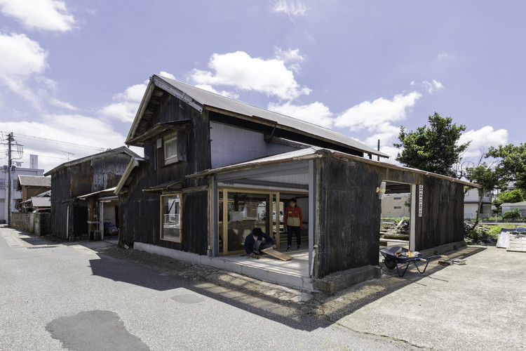 Deguchishoten / kurosawa kawara-ten, © Ryosuke Sato