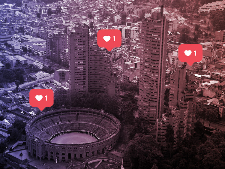 ArchDaily Colômbia agora no Instagram! Uma nova vitrine global para a arquitetura colombiana, © Alex Obonaga [Flickr], licença CC BY-NC-ND 2.0