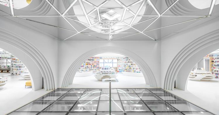 Xi'an Zhongshu Bookstore / Wutopia Lab, © CreatAR Images
