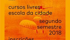 Agenda de Cursos Livres da Escola da Cidade
