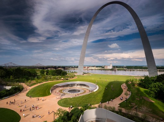 Gateway Arch Museum / Cooper Robertson