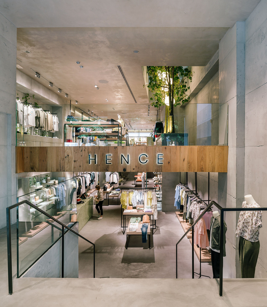 Hence Flagship Store Madrid / Destudio Arquitectura