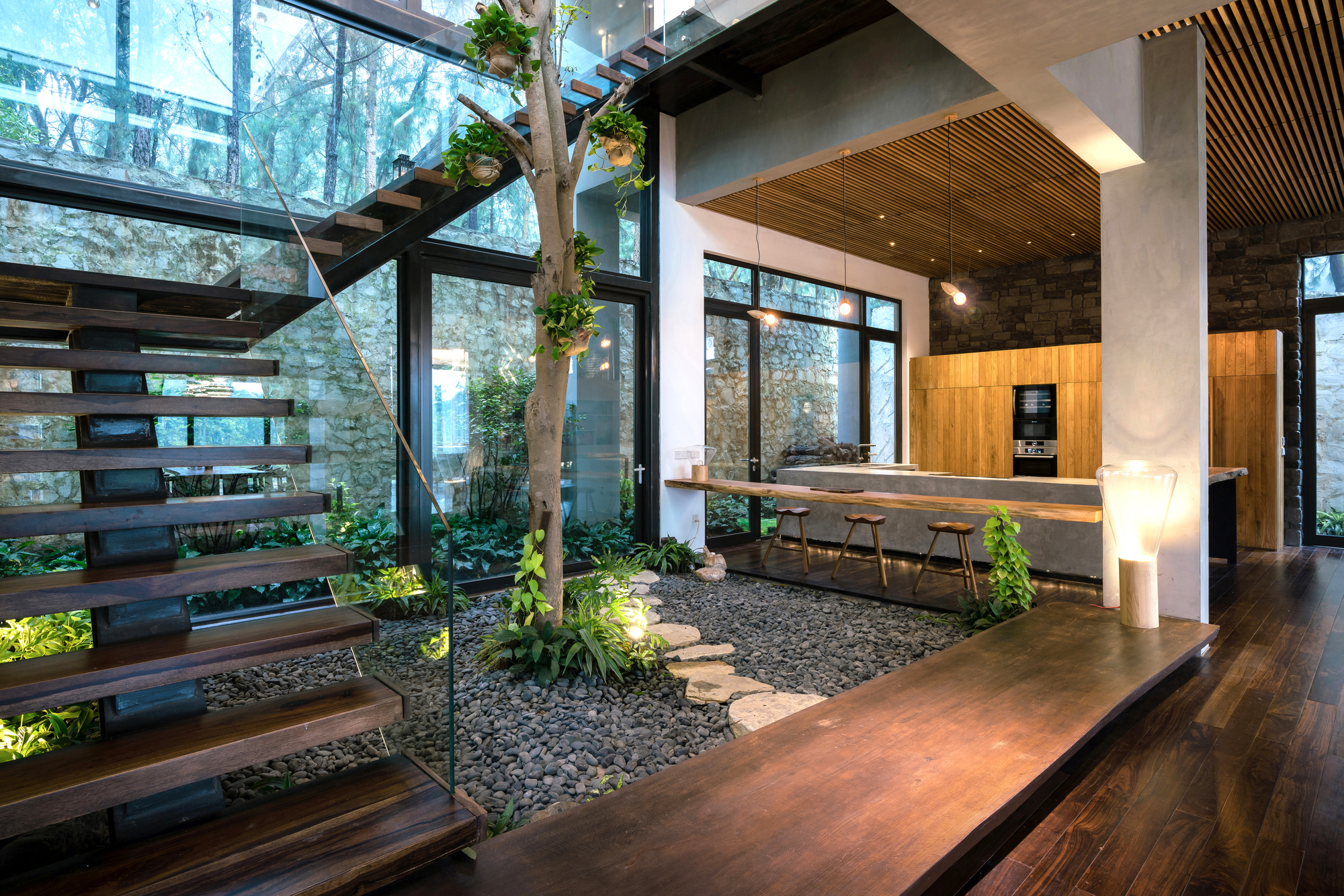 Teak House / Pham Thanh Huy