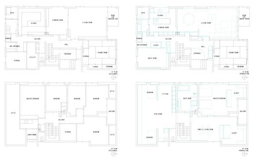 Plans: Existance / Renovation