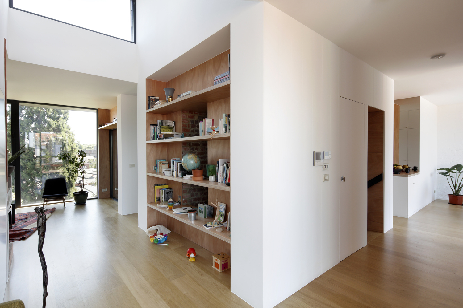Gallery Of Home Library Architecture 63 Smart Creative Bookcase Designs 45