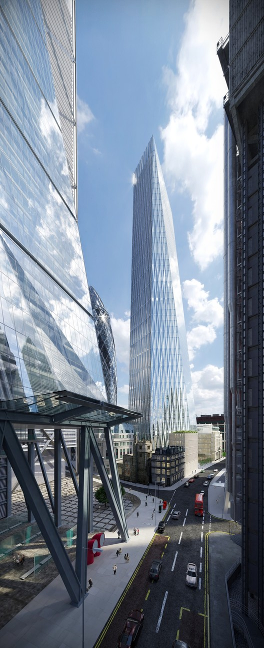 Som Receives Planning Permission For Angular Skyscraper In