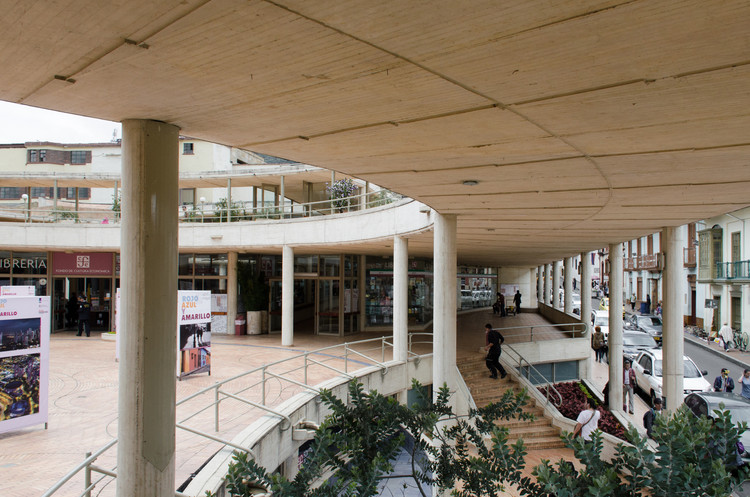 Centro Cultural García Márquez. Image © Alejandro Ojeda