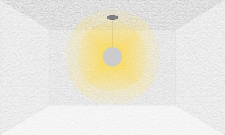 Iluminação difusa. Image © Matheus Pereira