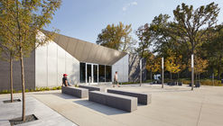 Straight River Northbound Safety Rest Area / Snow Kreilich Architects
