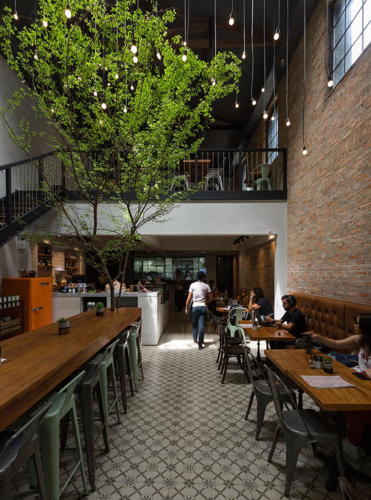 Coffeetown Salvador / TRPC Arquitetos
