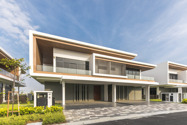 Monterey Residences / ONG&ONG, Courtesy of ONG&ONG