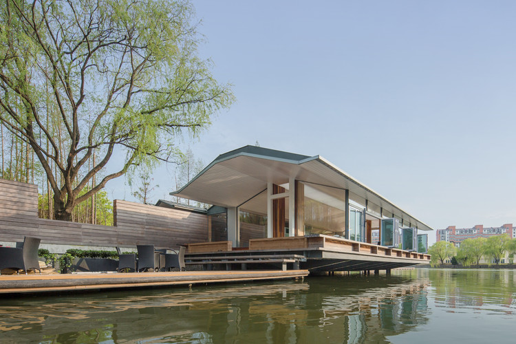Deep Dive Rowing Club / Scenic Architecture Office, © Shengliang Su