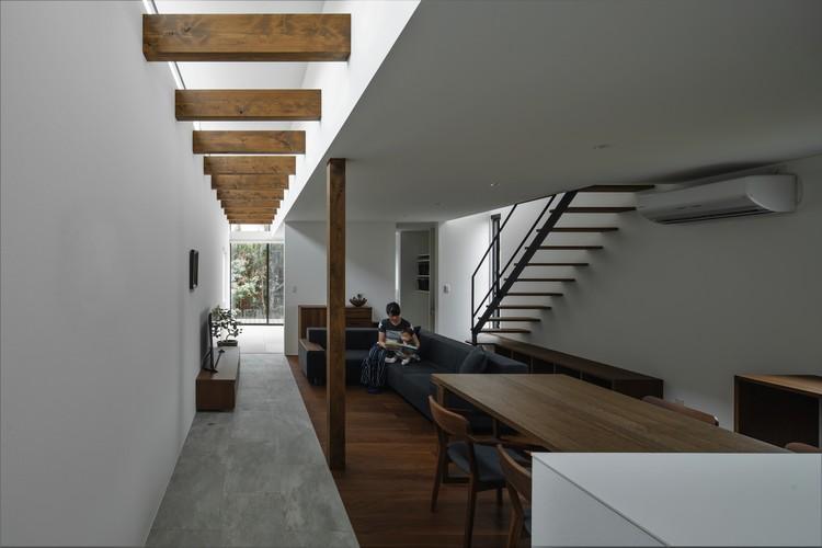 Ishibehigashi House / ALTS DESIGN OFFICE, © Kenta Kawamura