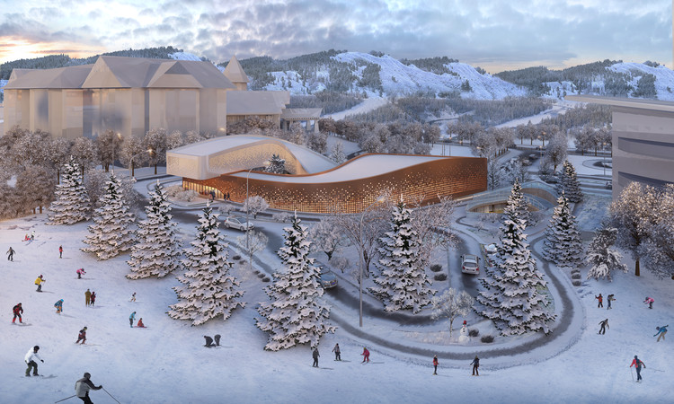 groupgsa wins competition for the 2022 winter olympics four seasons