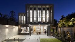Molesworth St House / Chan Architecture