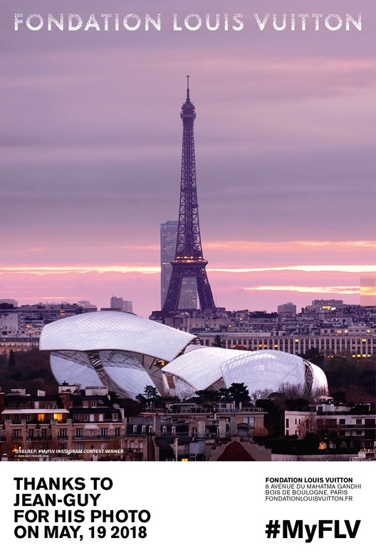 Jean-Guy Perlès (@selrep). Image Courtesy of Fondation Louis Vuitton