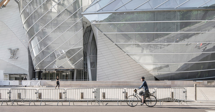 7 Best Photos of Frank Gehry's Fondation Louis Vuitton Building Win #MyFLV Contest, Courtesy of Fondation Louis Vuitton