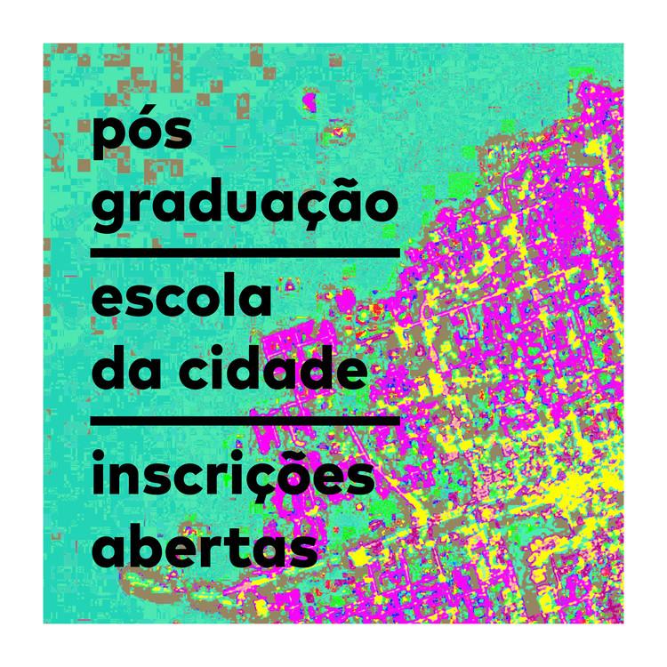 Inscrições para Pós-Graduação Escola da Cidade,  Inscrições abertas. Entre eles, estão dois novos cursos de Pós, um de mobilidade e outro de tecnologia.